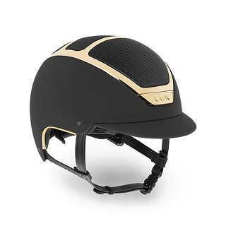 Cap Kask Dogma Chrome Light Gold
