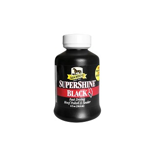 Smalto sigillante per zoccolo SUPERSHINE BLACK HOOF POLISH ABSORBINE